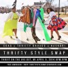 COAG x THRIFTY BROADS x #ASKBRI Presents: THRIFTY STYLE SWAP