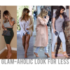 Glam-Aholic Look For Less: Kim K's Gianvito Rossi Nappa Sandals