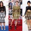 Glam-Aholic Look For Less: Balmain Knotted Crop Top