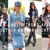 Glam-Aholic Trend Alert: Leather Baseball Caps