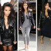 I'm Addicted To My: Kim Kardashian's Leather Balmain Blazer