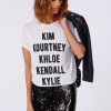 Shop My #DateNight: MissGuided Kardashian T-Shirt