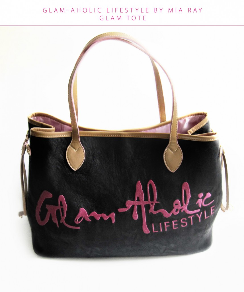 Pre-Order 'Glam Tote' Today!