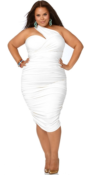 lg-marilyn-ruched-short-white - Confessions Of A Glam-Aholic ...