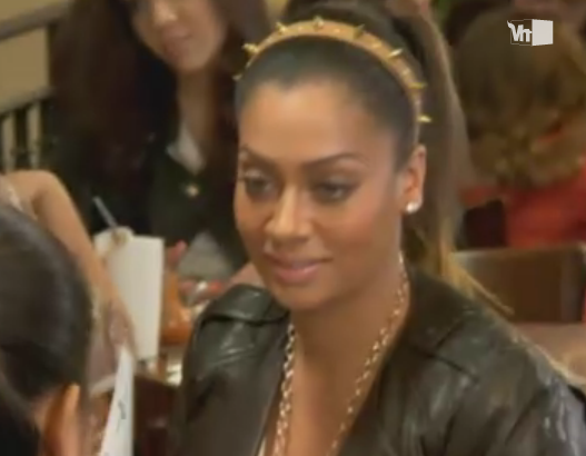 Ask Bri: Lala Anthony's Spike Headband