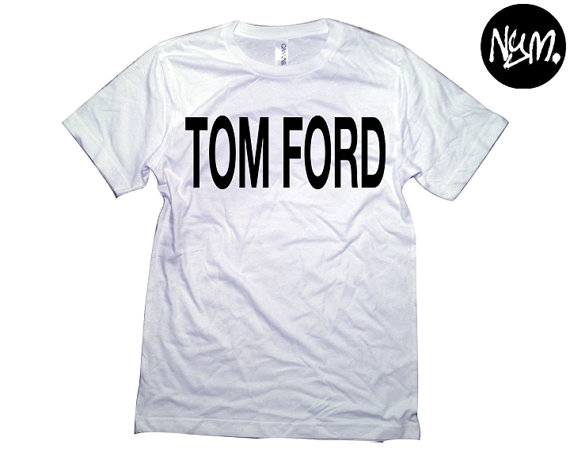 Glam-Aholic Retail Therapy: Tom Ford Graphic T-Shirt