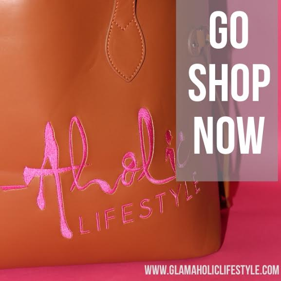 Glam-Aholic Lifestyle: Limited Edition Glam Tote!
