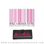 Cyber Monday: Pre-Order Your Glam-Aholic Lifestyle Logo Wallet